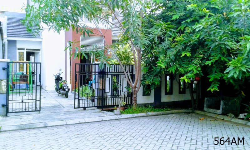 Rumah Second Citra Indah City Bougenville
