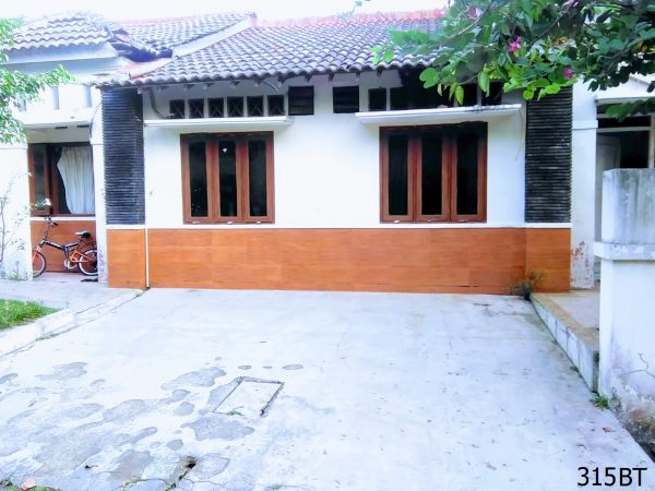 Rumah Second Citra Indah City Agave
